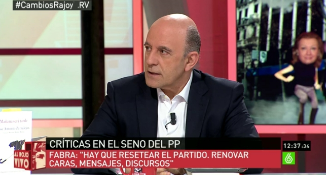 Entrevista en Al Rojo Vivo