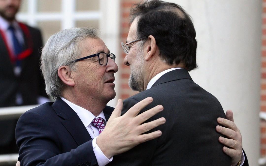 Rajoy y la maldición de Juncker