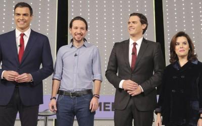 Catalunya y el debate a cuatro