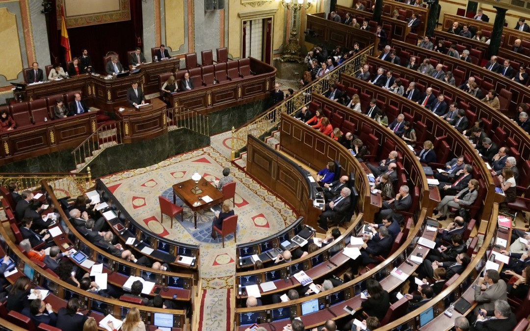 Catalunya en el Congreso