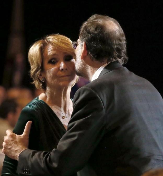 Aguirre como Sansón: el estertor del rajoyismo