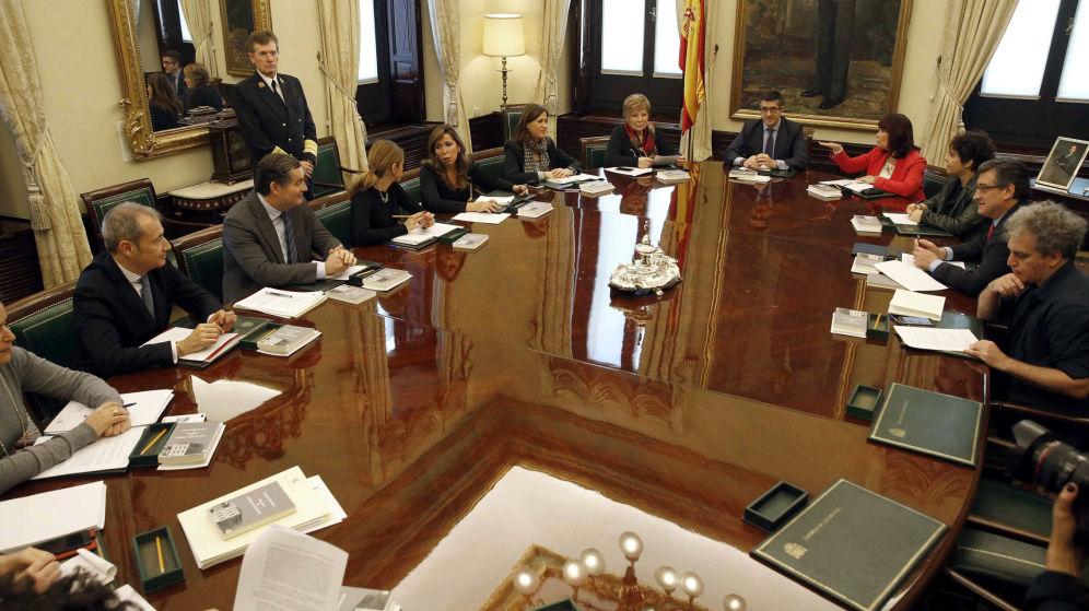 El Pacto de la Mesa